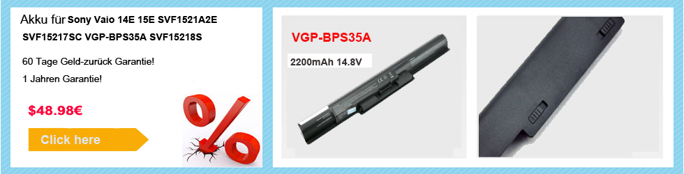 new laptop battery for sony vgp-bps35a